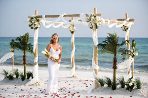 wedding arbor hire