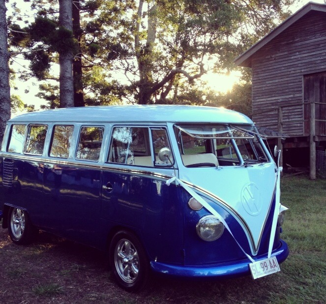 noosa sunshine coast kombi hire