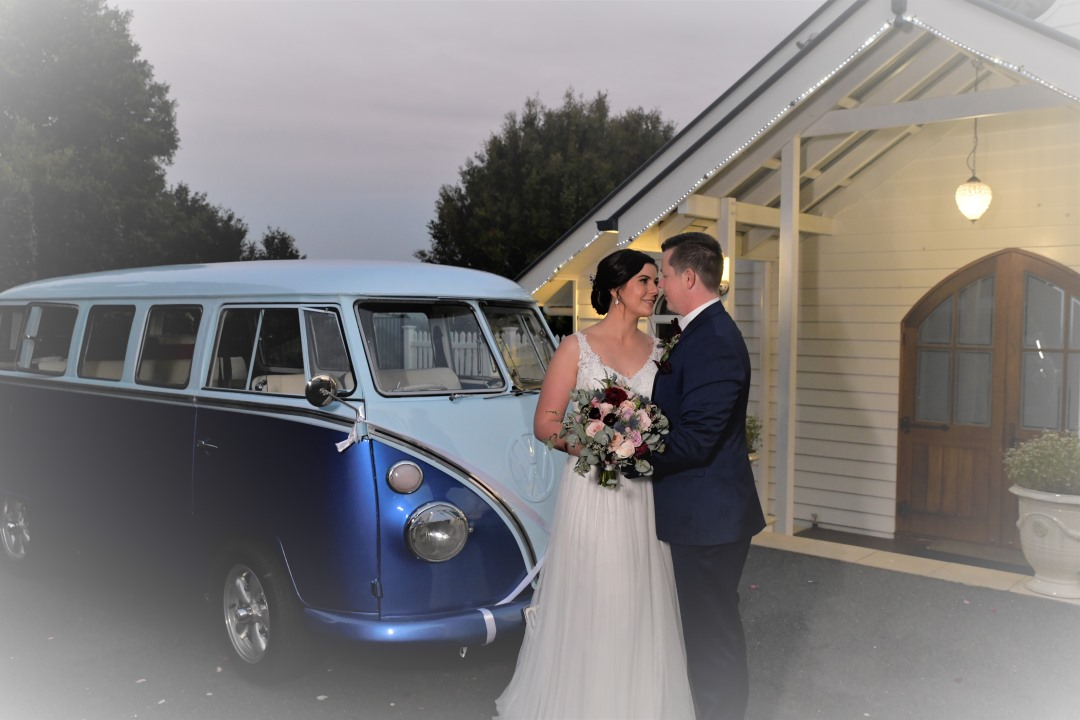 noosa sunshine coast a wedding kombi hire